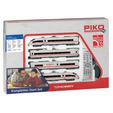 Детская железная дорога Piko, скорый поезд ICE-3