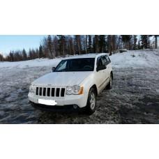 Jeep Grand Cherokee, 2008 год