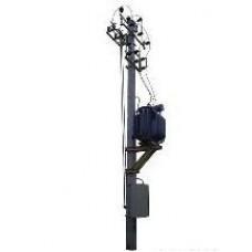 КТП тупиковые столбовые мощностью 25-100кВА